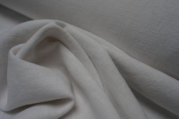 Lady McElroy Antique Linen-White Faulty Remnant - 1m