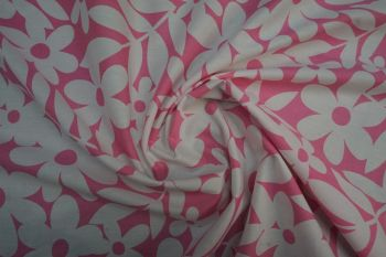 Lady McElroy Daisy Mania - Hot Pink