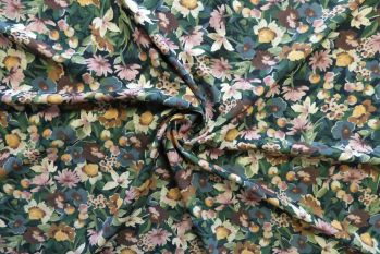 Lady McElroy Floral Album - Cool-Touch Crepe
