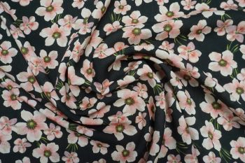 Lady McElroy Floral Chain - Pink Remnant - 2.7m