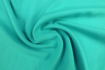 Lady McElroy Shelly Challis-Turquoise