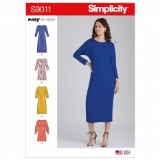 Simplicity 9011 Sewing Pattern