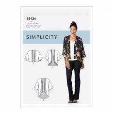 Simplicity 9124 Sewing Pattern