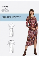 Simplicity 9173 Sewing Pattern