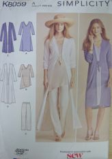 Simplicity 8059 Sewing Pattern