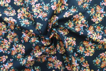 Lady McElroy Summer Terrace Viscose Challis Lawn Faulty Remnant - 1.7M