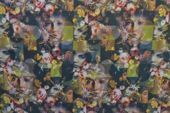 Lady McElroy Vintage Flower Queens - Lime